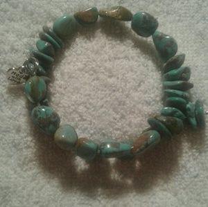 Jewelry - A handmade gemstone bracelet
